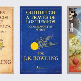 Vuelven los libros de la Biblioteca de Hogwarts