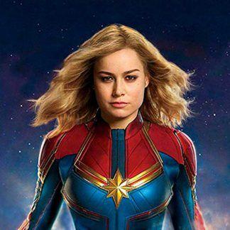 Capitana Marvel: Primer póster y trailer