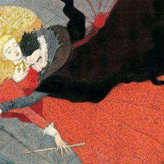 Llega la edición ilustrada de Los Cuentos de Beedle el Bardo