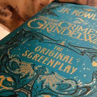 Guión de Fantastic Beasts 2: The Crimes of Grindelwald