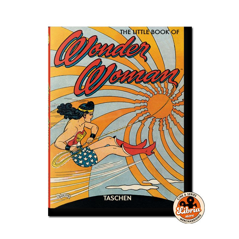 Little Book of Wonder Woman