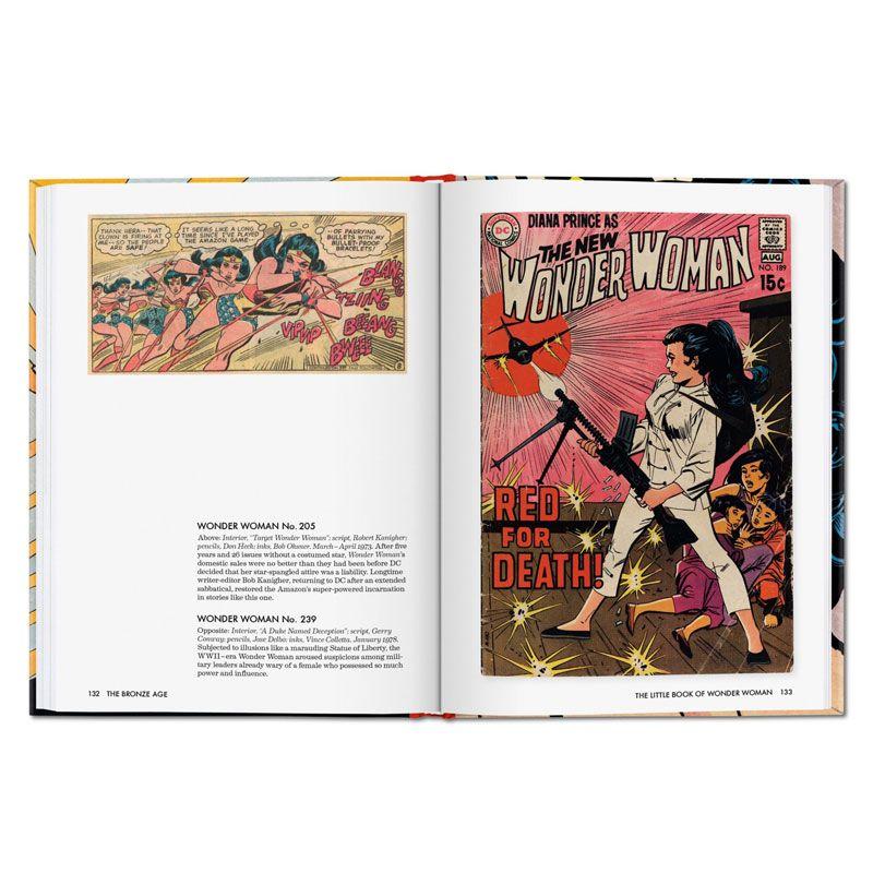 Little Book of Wonder Woman