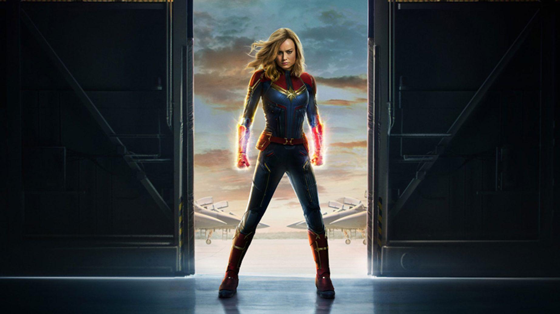 Capitana Marvel: Más alto, más lejos, más rápido