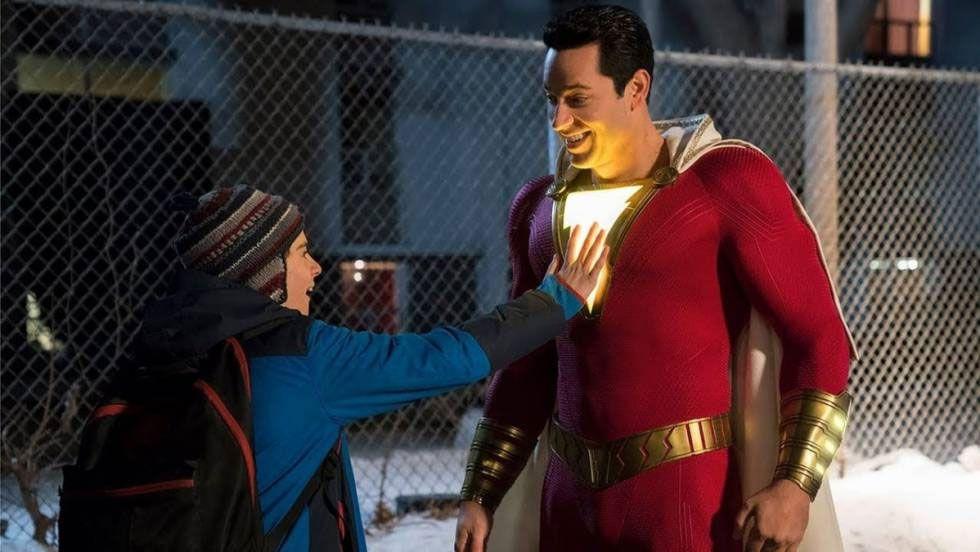 SHAZAM: Quisiera ser un superhéroe