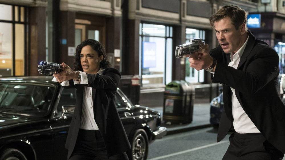 Men in Black: International vuelve a reunir a Thor y Valquiria