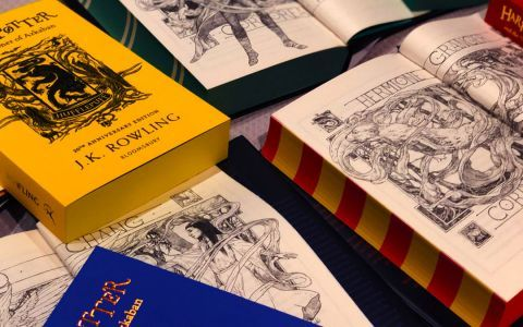 "Un repaso por las ""house editions"" de Harry Potter"