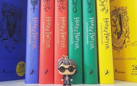 Todo lo que hay que saber sobre las ediciones aniversario de Harry Potter en español