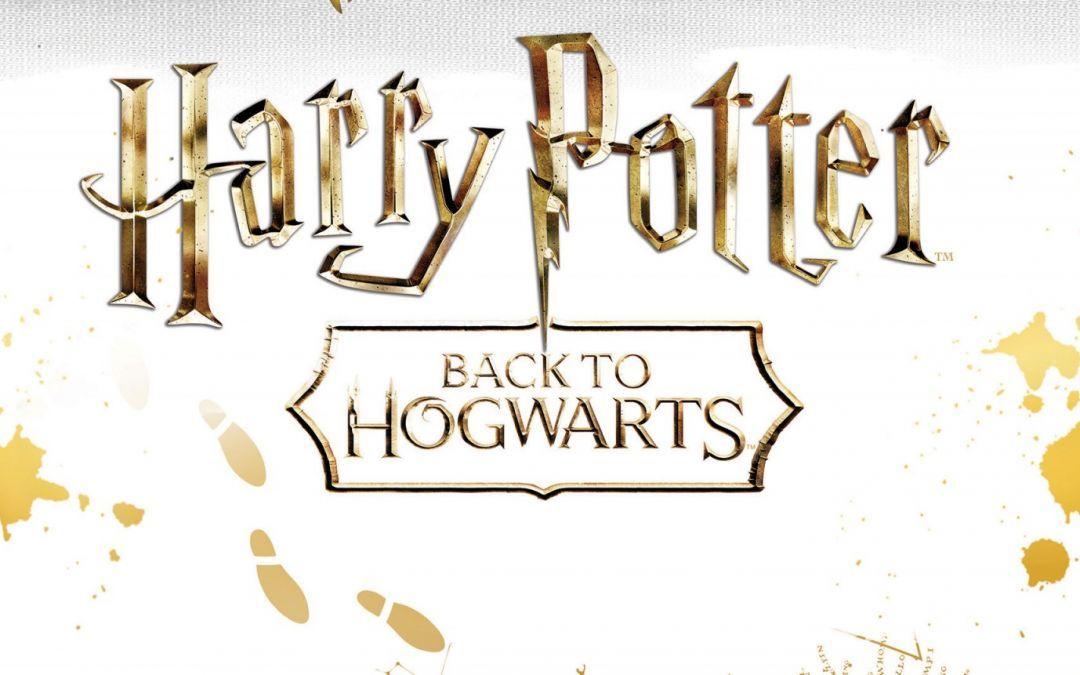 La primera edición online de #BackToHogwarts